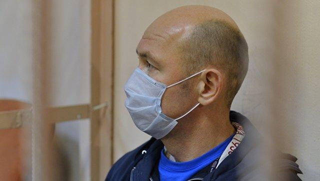 Иванову продлили задержание иотправили в поликлинику