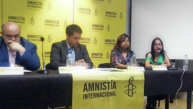 ВКремле неслышали, что в российской столице опечатали кабинет Amnesty International