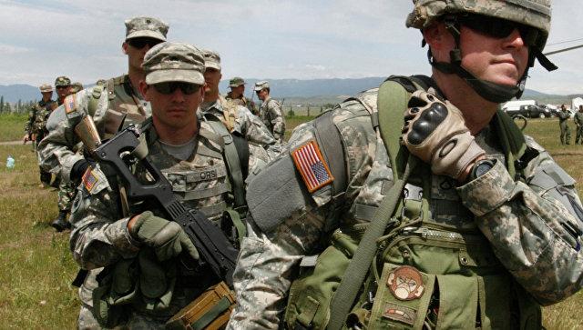 Американские военнослужащие погибли вперестрелке вИордании