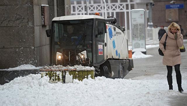 Ссамого начала следующей недели в столицу России придет снежная зима