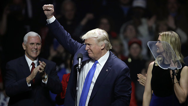 Трамп обошел Клинтон на 3-х участках вштате Нью-Гэмпшир