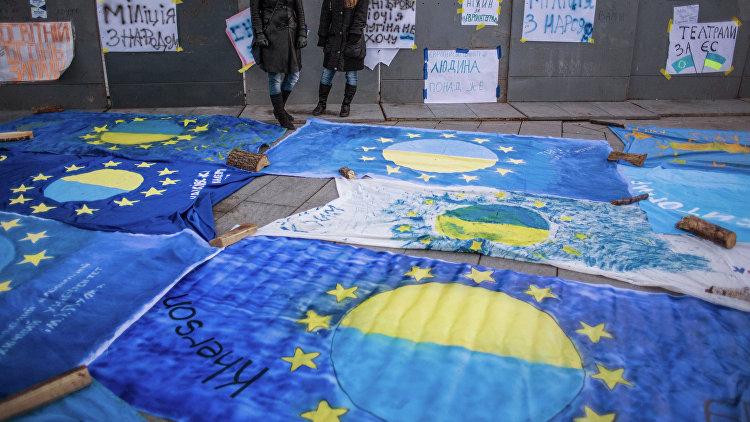 Социалисты Нидерландов выступают против ассоциации ЕС с Украиной