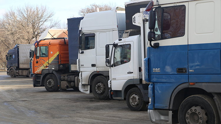 За проезд по России иностранные перевозчики будут платить вдвое больше