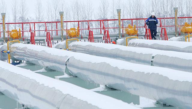 Новак предупредил Европу орисках транзита газа через Украинское государство