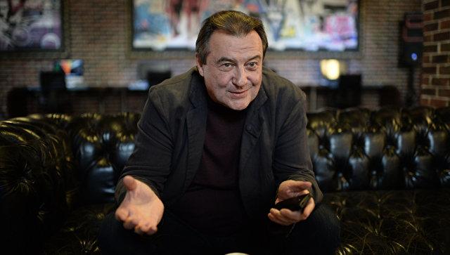 Режиссер Алексей Учитель. Архивное фото