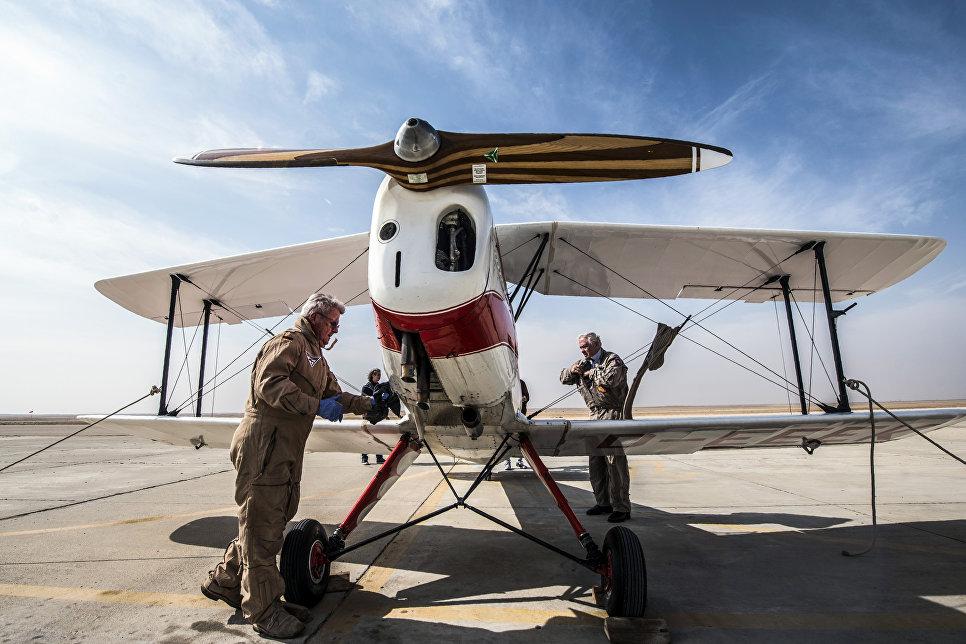Воздушное ралли Vintage Air Rally через Африку