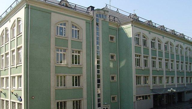 Здание МГППУ. Архивное фото