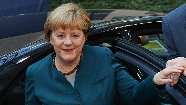 Меркель заявила о намерении Германии улучшить отношения с Турцией
