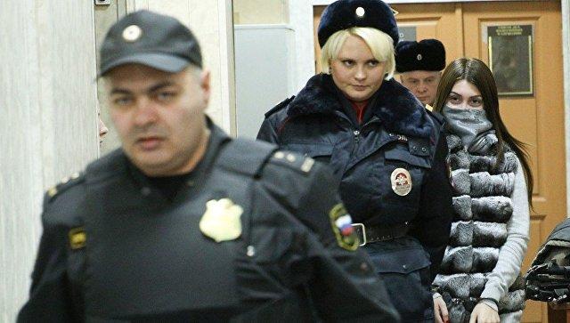 Мара Багдасарян освобождена изспецприемника для правонарушителей