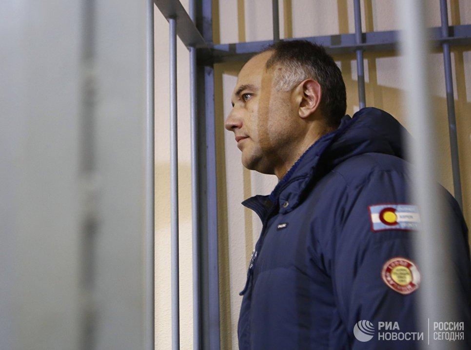 Бывший вице-губернатор Петербурга Марат Оганесян. Архивное фото