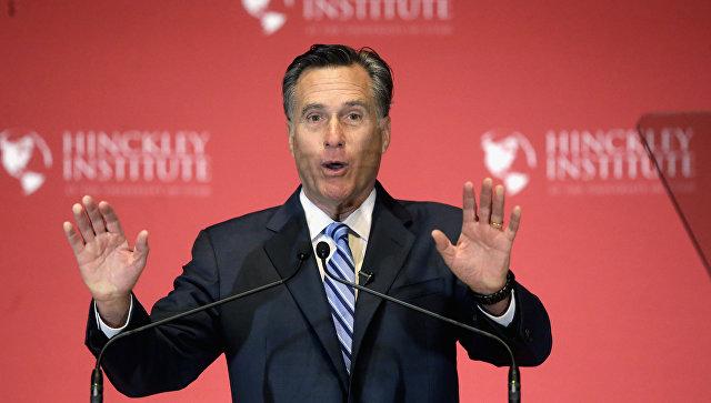 Пенс: Ромни рассматривается вкачестве кандидата напост госсекретаря США