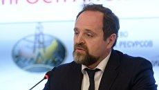 Министр природных ресурсов и экологии РФ Сергей Донской на деловой сессии Арктика: от прогнозов до освоения