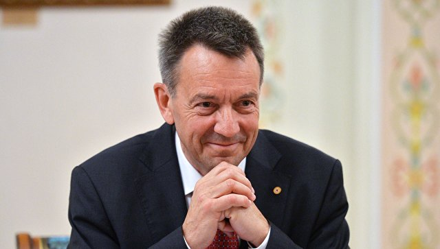 Медведев встретится сглавой Красного Креста в столице 24ноября