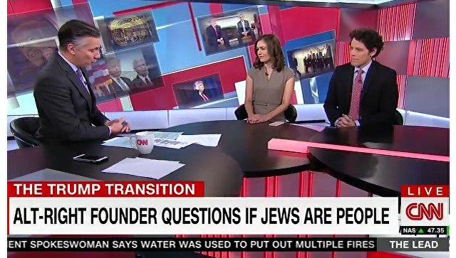 «Людили евреи?»— Новый ляп CNN