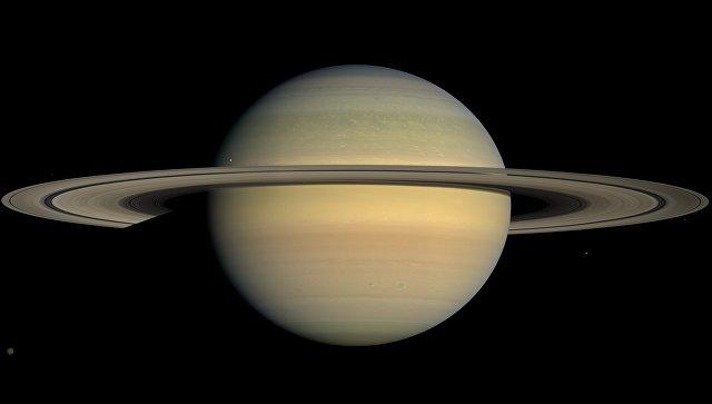 Зонд «Кассини» раскроет тайны колец Сатурна