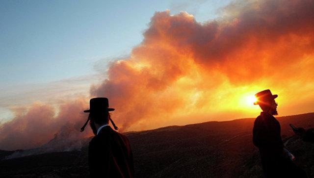 МЧС Российской Федерации несомненно поможет Израилю потушить пожары