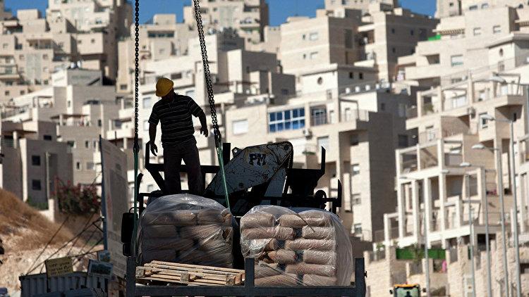 До 15 тысяч украинцев смогут трудоустроиться на стройках Израиля