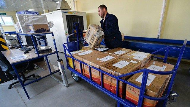 Вновогодний период «Почта России» обработала 60 млн интернациональных отправлений