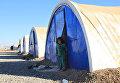 Лагерь беженцев из Мосула - эль-Хазер
