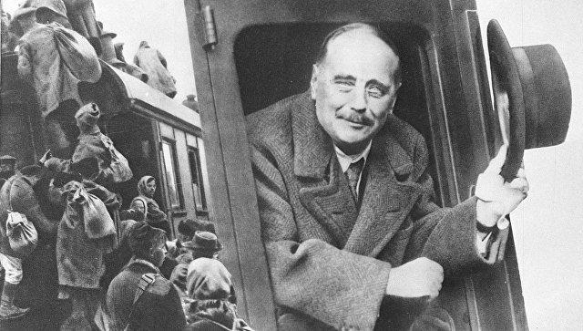 Найден неизвестный рассказ Герберта Уэллса