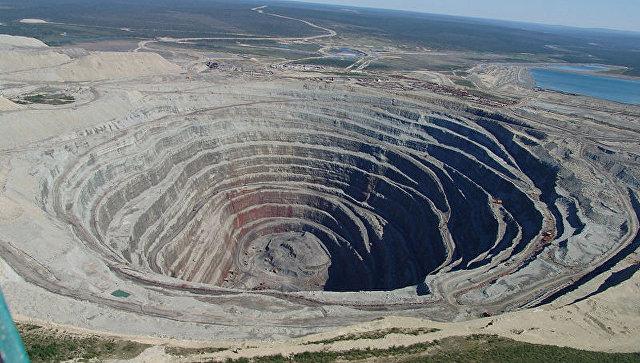 Авария наруднике «Алросы» обвалила акции компании на4,2%