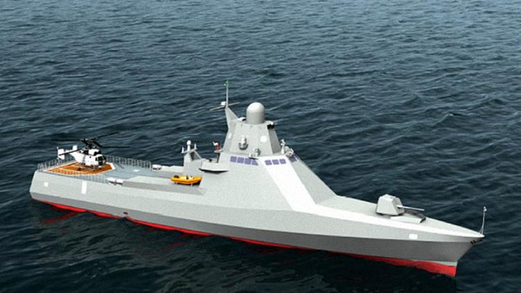 Патрульный корабль проекта 22160 «Виктор Великий» заложат 25ноября