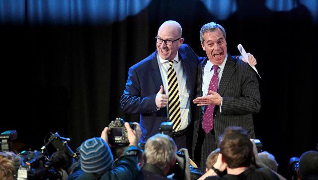 В Великобритании партия евроскептиков избрала нового лидера