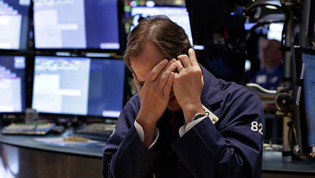 Работа биржи. Архивное фото