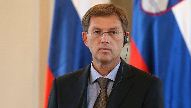 Словения рассчитывает  стать посредником между Россией иСША