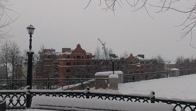 Строительство новых домов в Костроме. Архивное фото