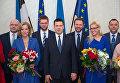 Новый премьер-министр Эстонии <a  data-cke-saved-href=