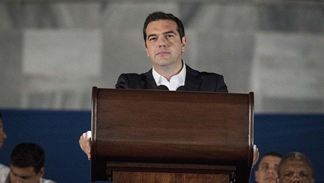 Руководство  Греции опровергает наказание отЕС идосрочные выборы