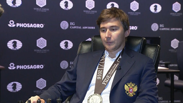 Тяжелейший и достойный - Карякин о матче за мировую шахматную корону