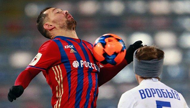 Акинфеев установил собственный рекорд почислу минут без пропущенных мячей