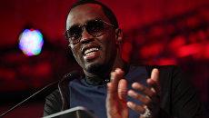 Американский рэпер Diddy (Шон Комбс) на REVOLT Music Conference, штат Флорида. Архивное Фото.