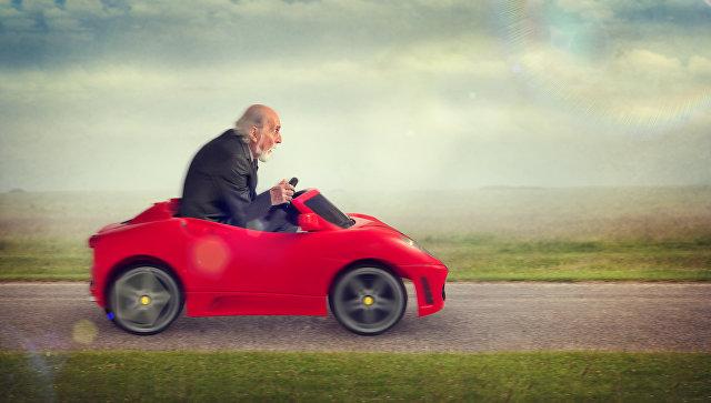 В столице появятся знаки наавтомобили для водителей старше 70 лет