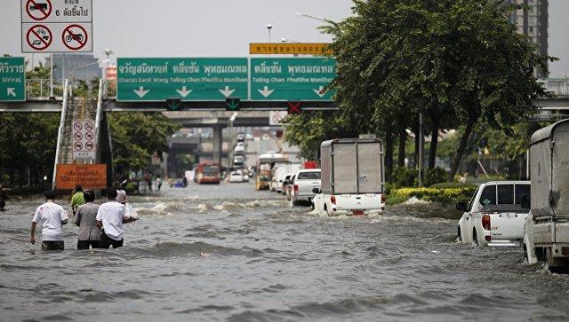 ВТаиланде в итоге наводнений погибли 11 человек