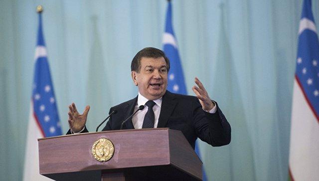 Мирзиёев может выбрать РФ для своего первого официального визита