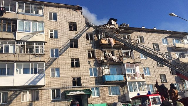 Для обследования пострадавшего при взрыве газа дома вХабаровске используют комплекс «Струна»