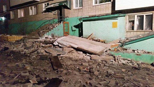 Все пострадавшие при взрыве газа вХабаровском крае получили компенсации