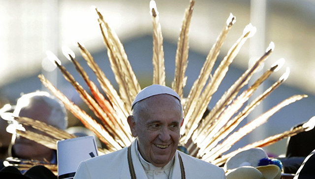 Папа Римский Франциск прокомментировал инаугурацию Трампа, упомянув оГитлере