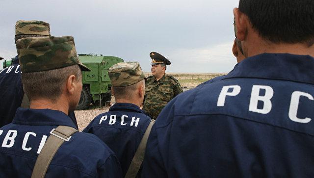 Ракетная дивизия РВСН. Архивное фото