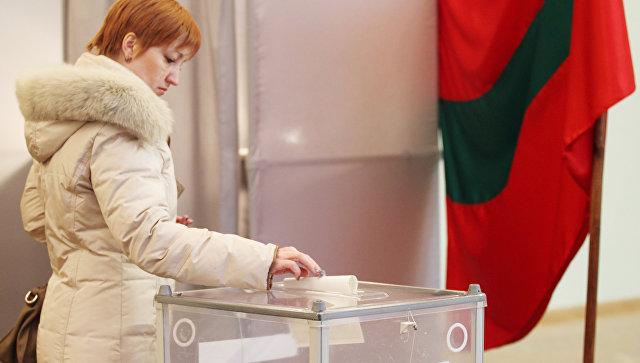 ВПриднестровье проходят выборы президента