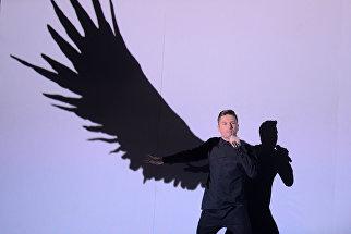Певец Сергей Лазарев на церемонии вручения Российской национальной музыкальной премии в Кремле