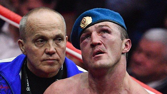 Лебедев вдень боя сГассиевым оказался на3кг тяжелее конкурента