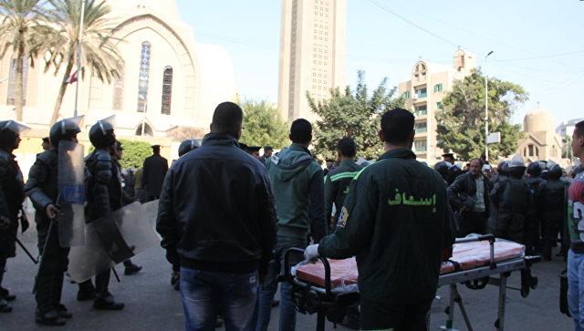 Граждан России среди жертв теракта вКаире нет— МИДРФ