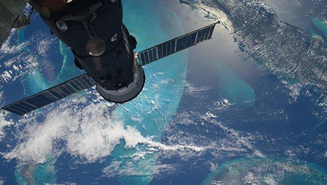 Экзотические острова Карибского моря снятые с МКС