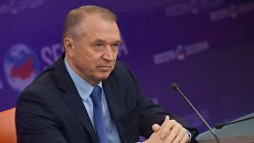 Президент Торгово-промышленной палаты РФ Сергей Катырин. Архивное фото