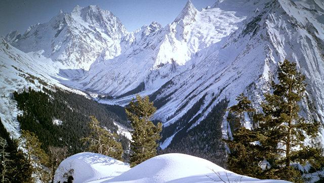 Северный Кавказ. Архивное фото