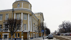 Здание администрации Рязани. Архивное фото